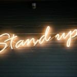 yabancı stand upçılar