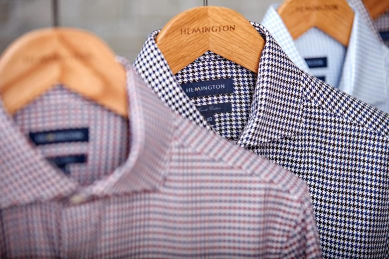 hemington gömlek