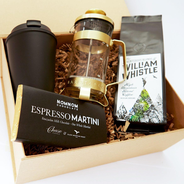 Kahveseverlere hediye seti