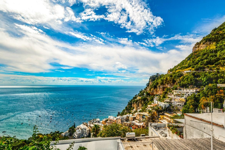 İtalya Amalfi Bölgesi