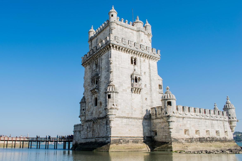 Belém Kulesi-Lizbon